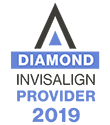Invisalign Diamond Provider Badge
