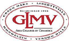 GLMV area Chamber of Commerce logo