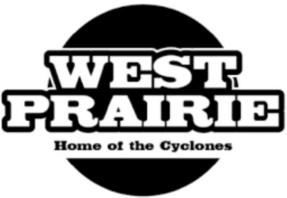 West Prairie Cyclones logo