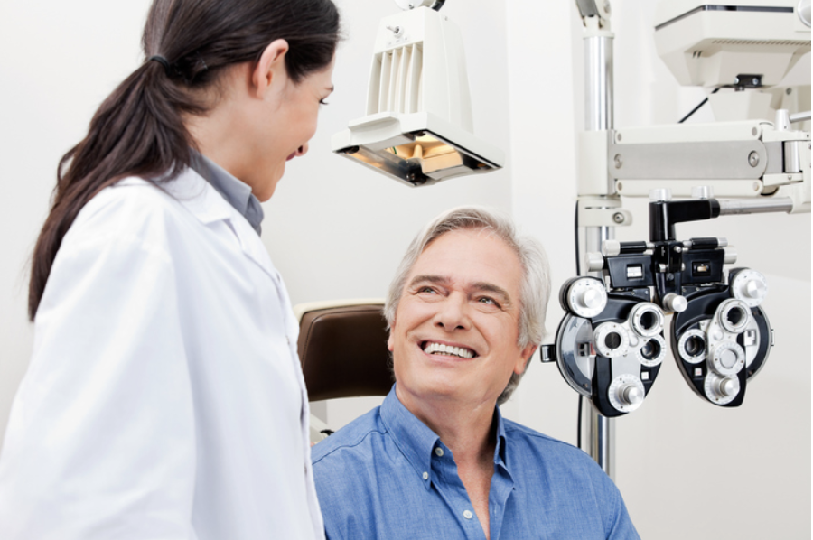 This is the image for the news article titled Why Routine Eye Exams Are Important