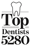 5280 Magazine Top Dentist